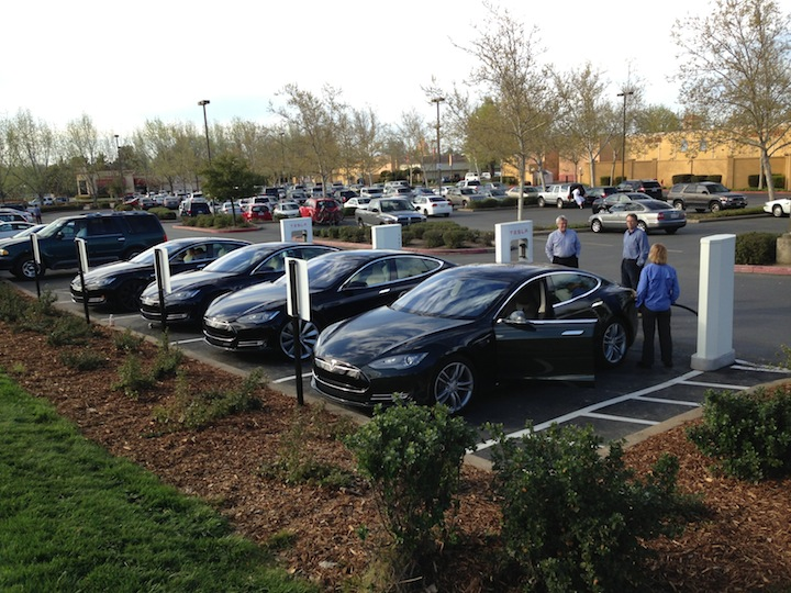 Folsom Supercharger